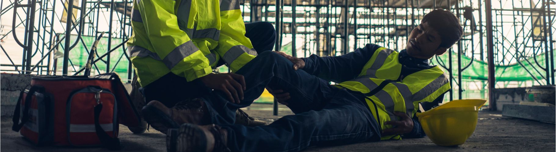 Compensation for injuries at work