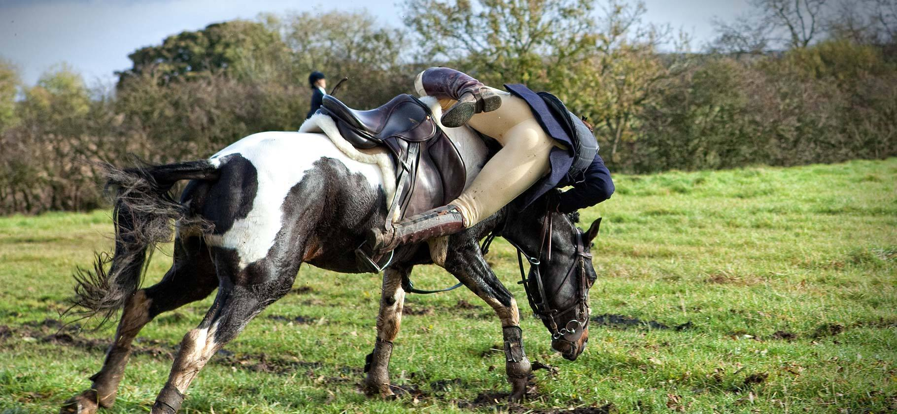 Some horse riding accidents are preventable